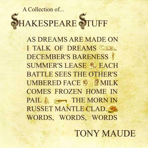 Tony Maude - Music